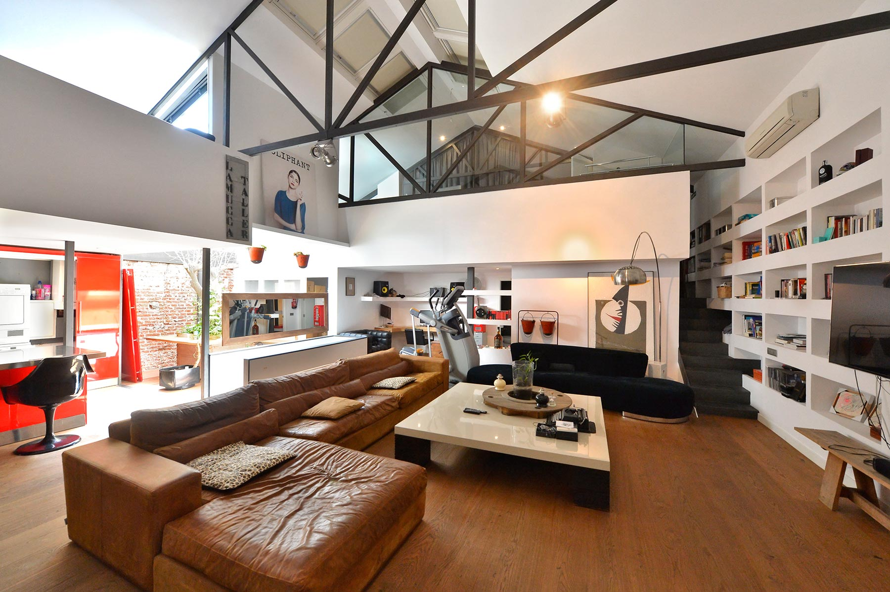 Duplex for Sale at Loft de diseño Madrid, Madrid, Spain