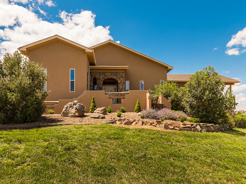 Single Family Home for Sale at Custom Ranch with over 600k in Additions and Updating 3459 Lake Gulch Rd Castle Rock, Colorado 80104 United States