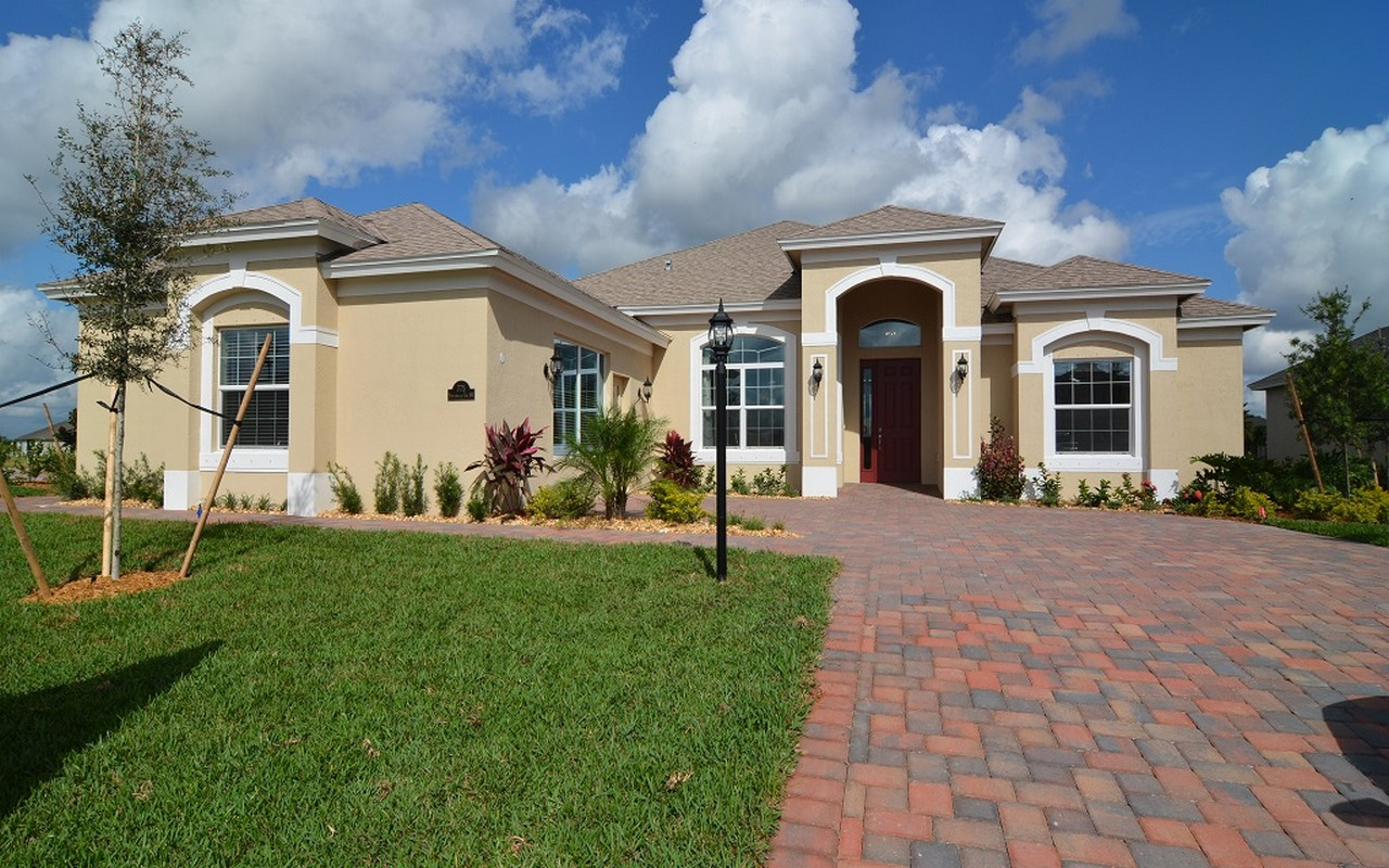 Single Family Home for Sale at Custom Home Can Be Built on Cul-de-Sac 3930 Oak Hollow Avenue Vero Beach, Florida, 32966 United States