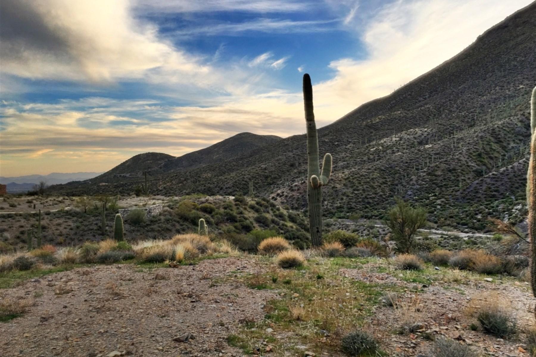 Terreno para Venda às Elevated site located within Desert Mountain's Cintarosa Ranch 9468 E High Canyon Dr #348 Scottsdale, Arizona, 85262 Estados Unidos