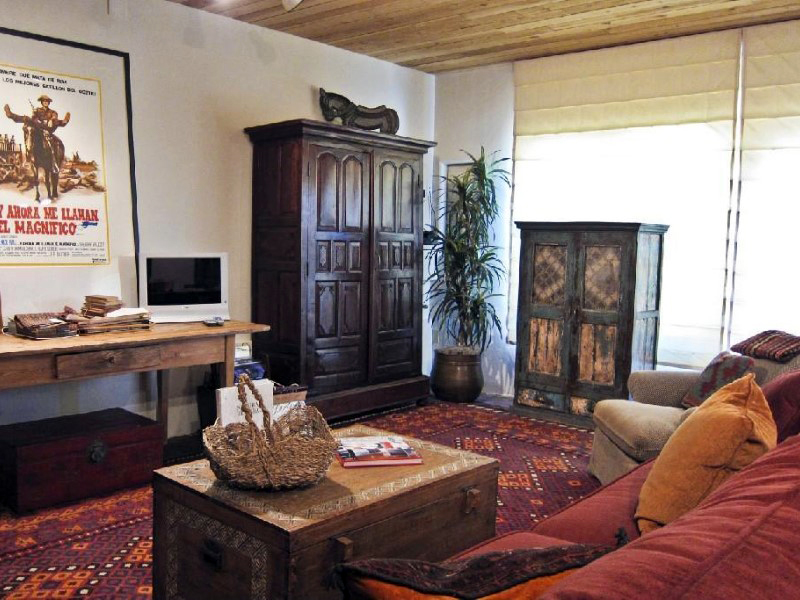 Property Of Understated Private Elegant Adobe Ranch Retreat on 6+ Acres