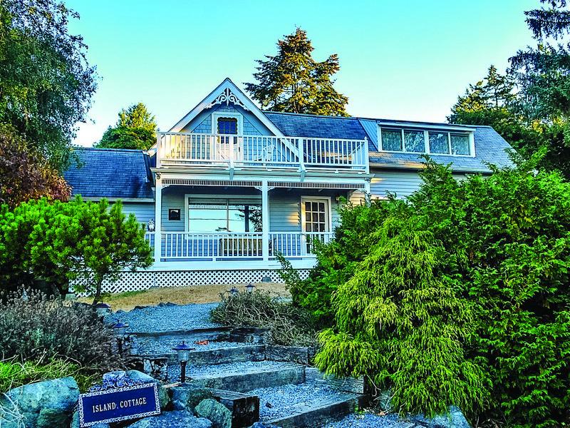 Single Family Home for Sale at Orcas Island 9 Ohlert Lane Olga, Washington 98279 United States