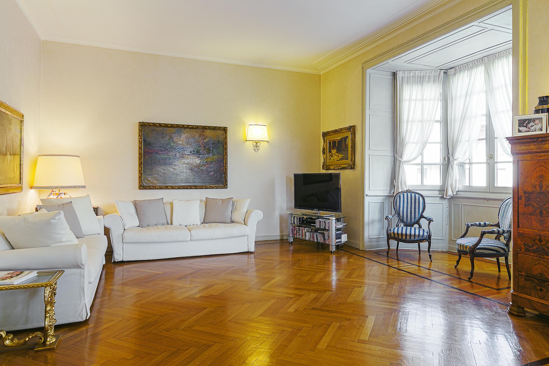 Wohnung für Verkauf beim Splendid apartament in a prestigious building via Cadamosto Milano, Milan 20129 Italien