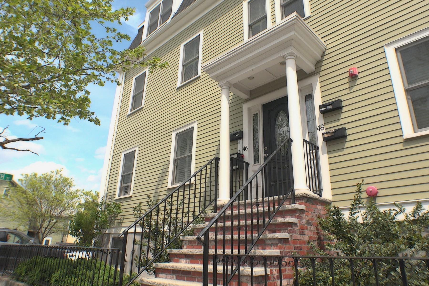 Condominium for Sale at Panoramic City View Penthouse 46-48 G Street Boston, Massachusetts, 02127 United States