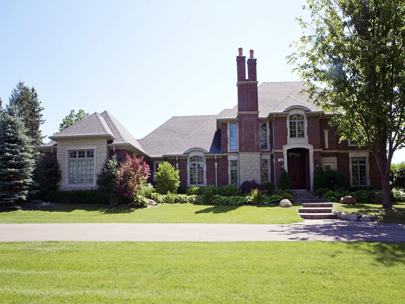 Single Family Home for Sale at Bloomfield Hills 3645 Lahser Road Bloomfield Hills, Michigan, 48304 United States