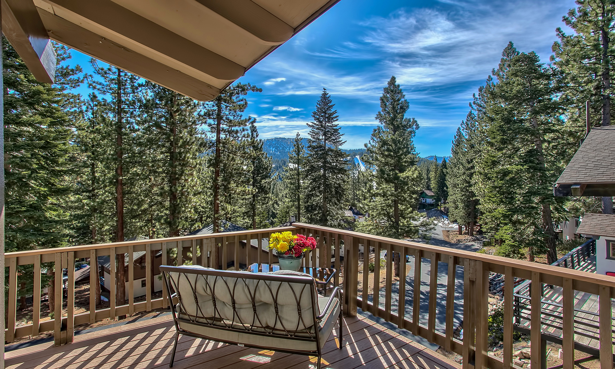 Single Family Home for Sale at Ski View Chalet 1367 Carinthia Incline Village, Nevada 89451 United States