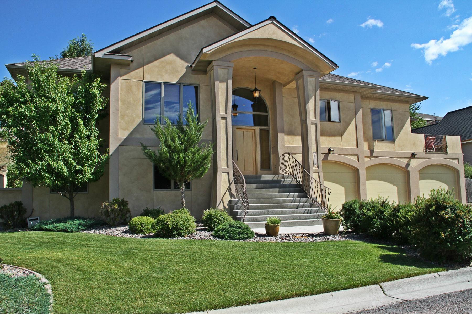 Casa para uma família para Venda às 5116 Pintlar Mountain Court Missoula, Montana 59803 Estados Unidos