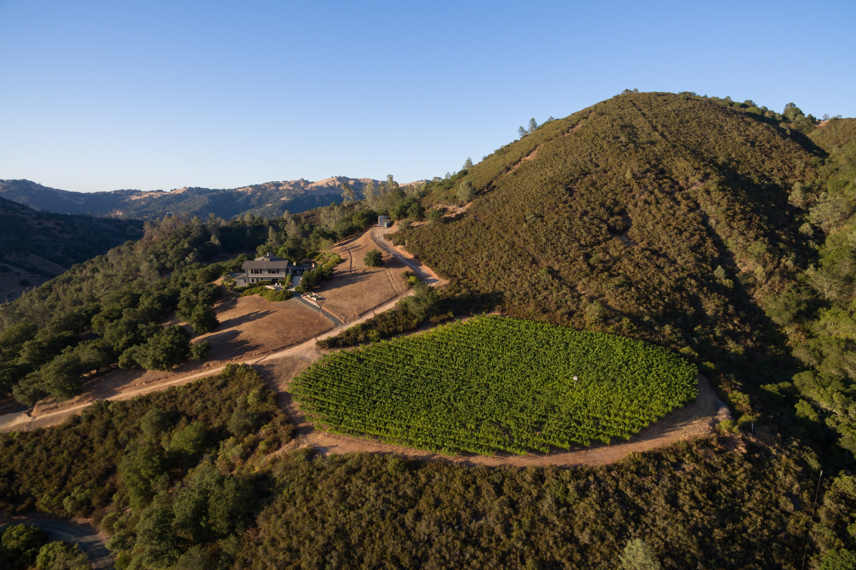 Vivienda unifamiliar por un Venta en Greeg Mountain Ranch 3040 Chiles Pope Valley Road St. Helena, California, 94574 Estados Unidos