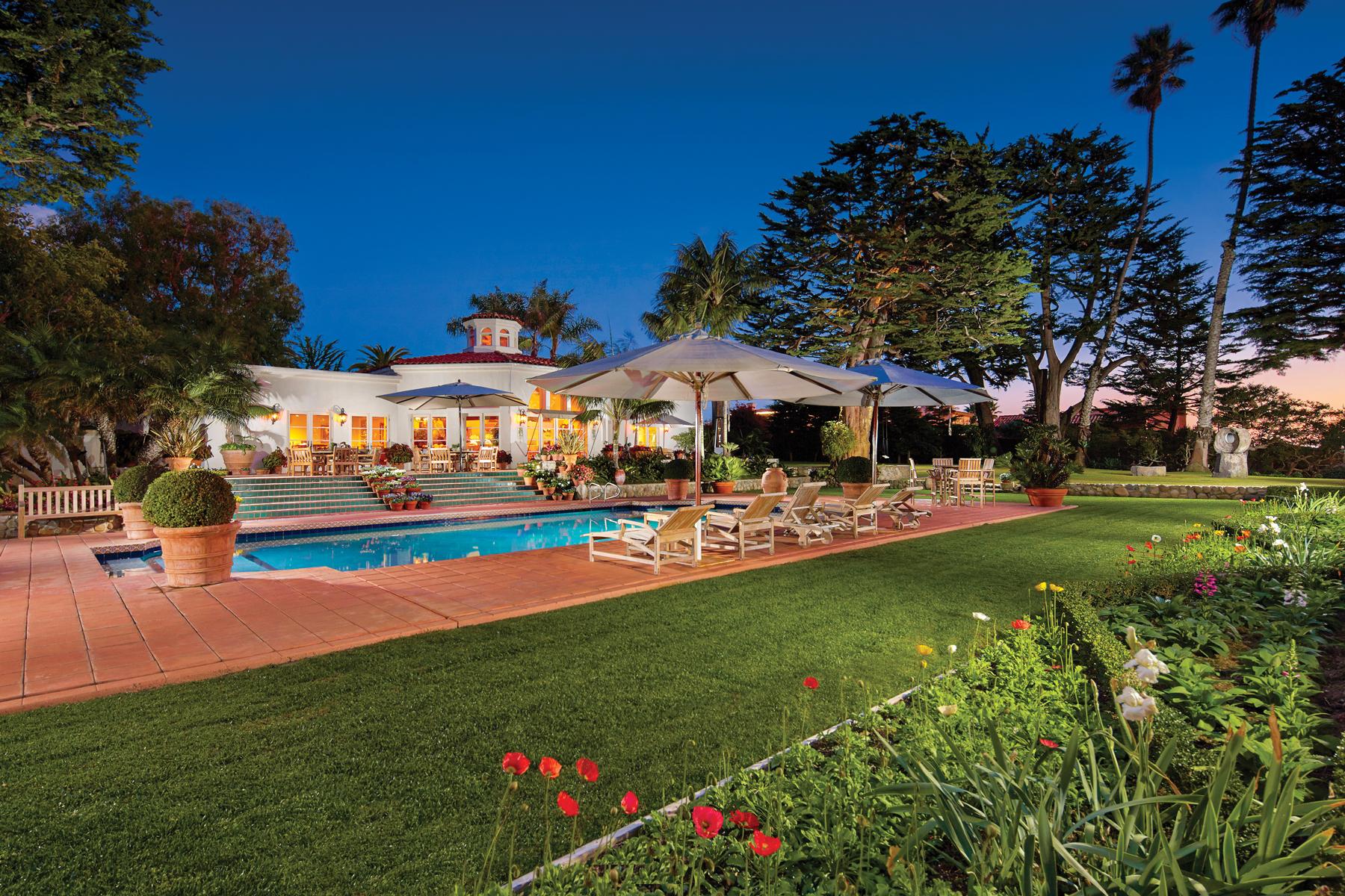 Property Of La Casa Pacifica