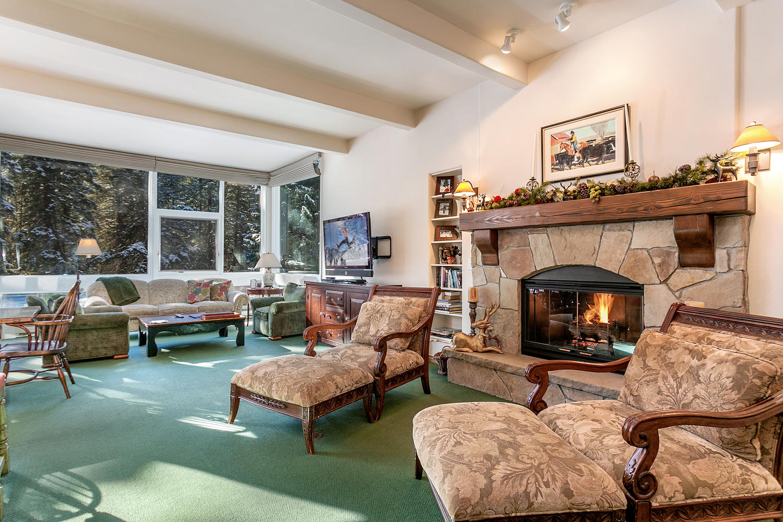 Condominium for Sale at The Lodge at Lionshead #1 360 Lionshead Circle #1 Lionshead, Vail, Colorado, 81657 United States