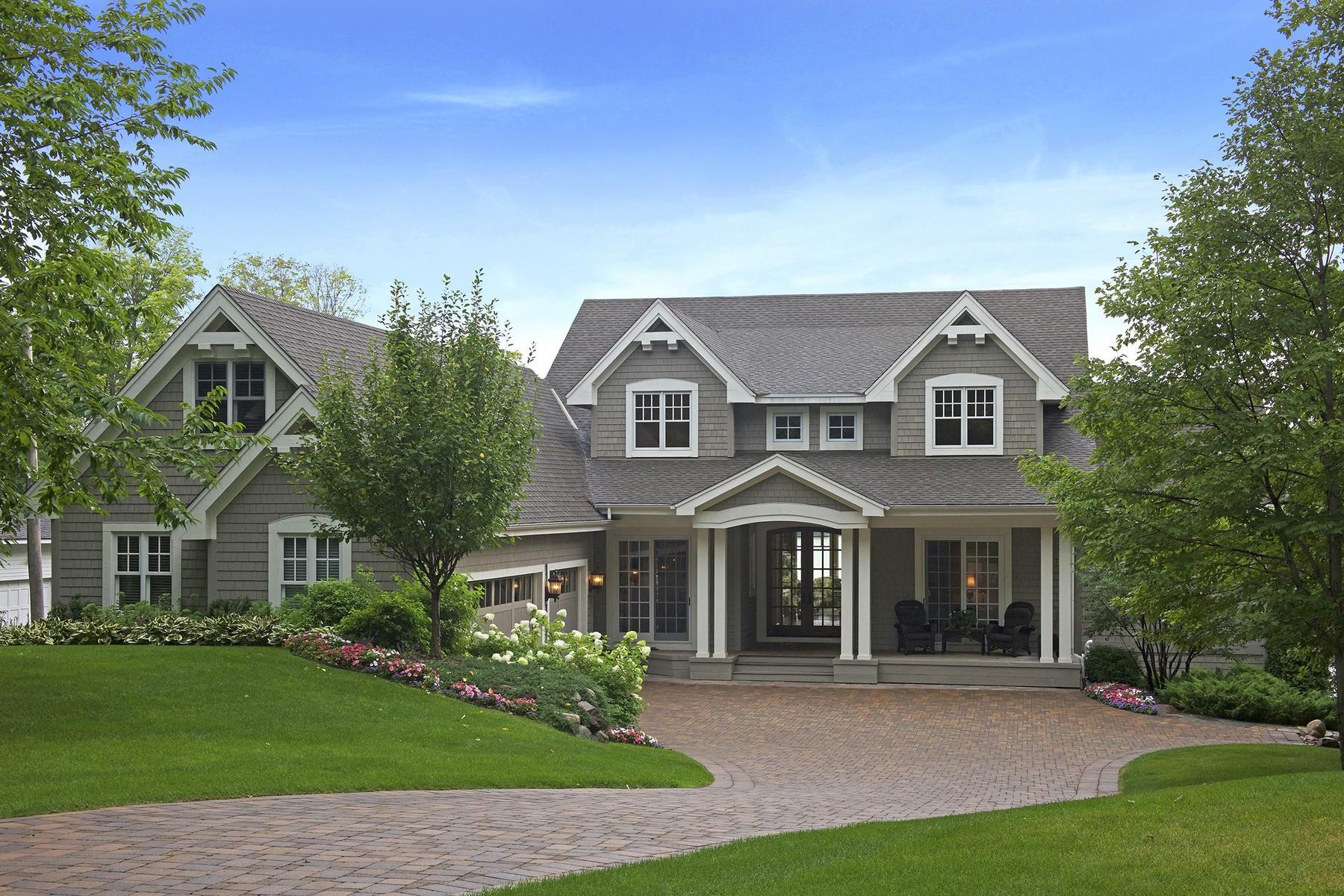 Maison unifamiliale pour l Vente à 5958 Hardscrabble Circle Minnetrista, Minnesota 55364 États-Unis
