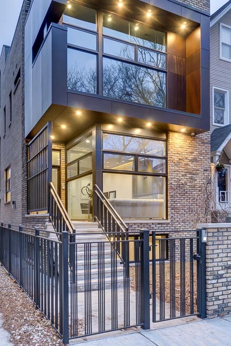 단독 가정 주택 용 매매 에 Luxury New Construction in Lincoln Park 1238 W Webster Avenue Lincoln Park, Chicago, 일리노이즈, 60614 미국