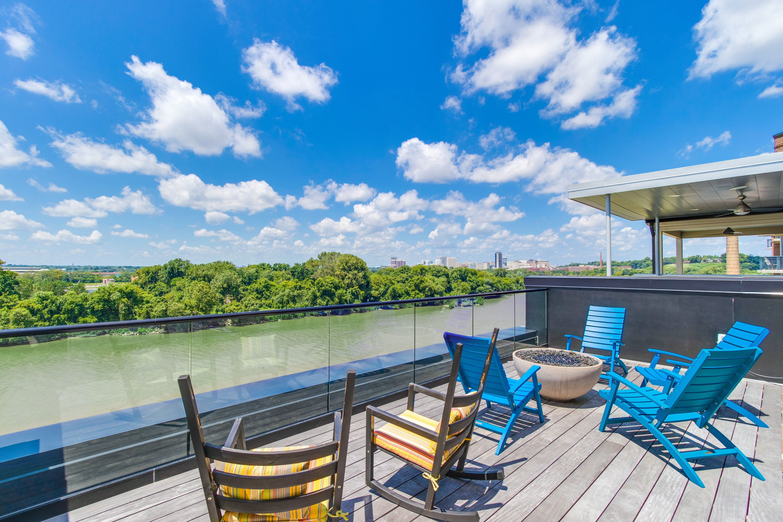 Condominium for Sale at Rocketts Landing 5 Bankside Mews Henrico, Virginia, 23231 United States