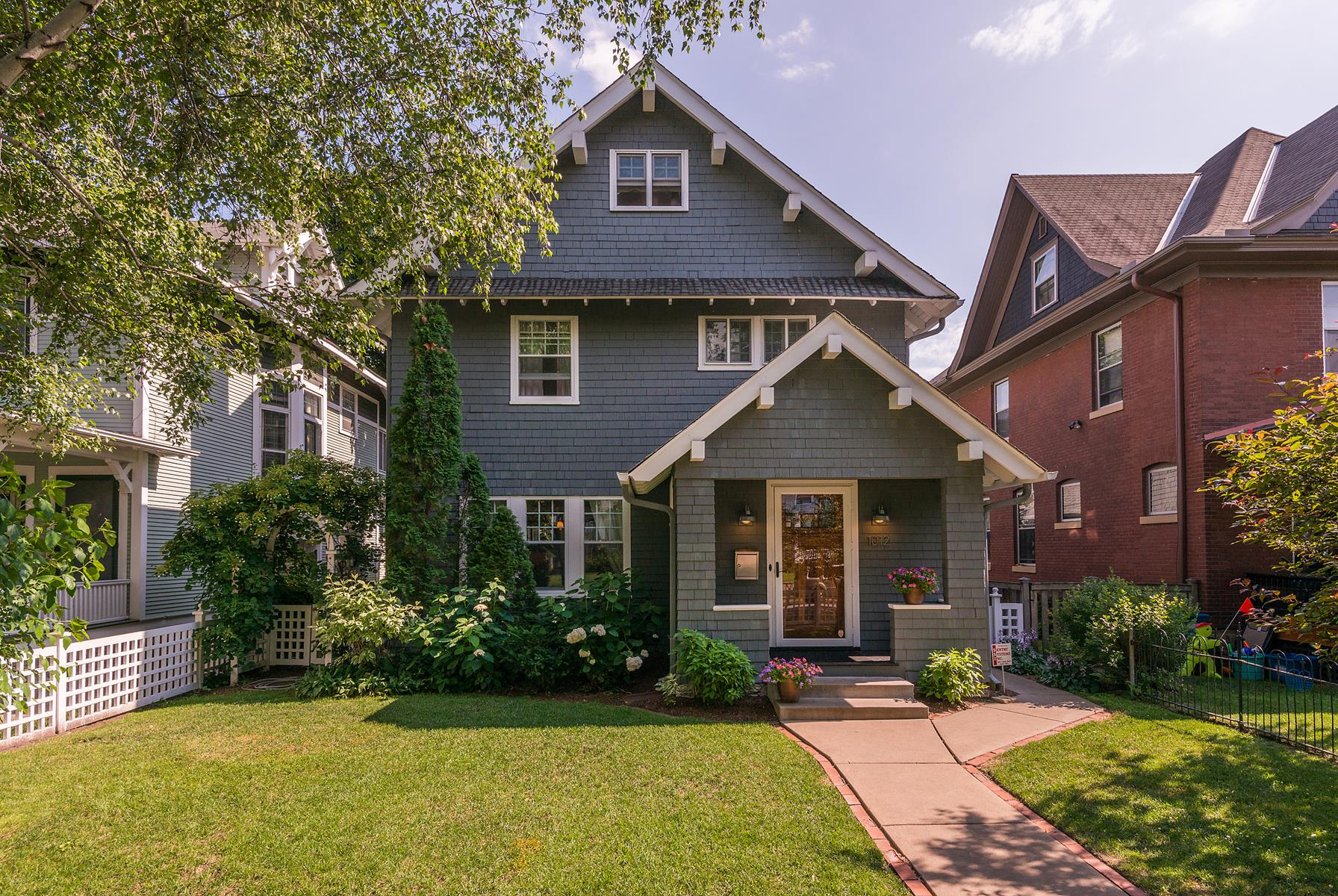 Single Family Home for Sale at 1012 Portland Avenue Summit-University, St. Paul, Minnesota 55104 United States
