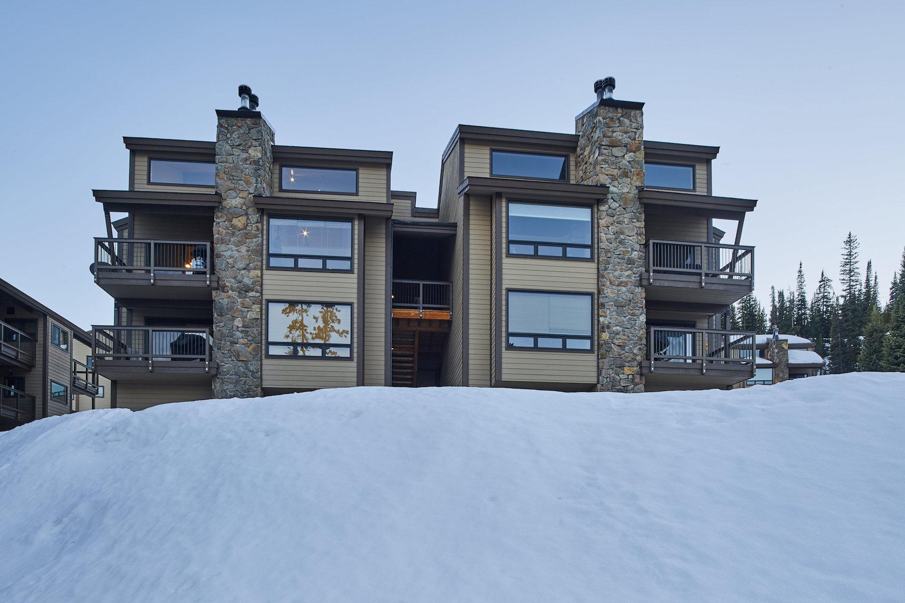Condominio per Vendita alle ore Beaverhead 1468 1 Barramundi Blvd, Beaverhead 1468 Big Sky, Montana, 59716 Stati Uniti
