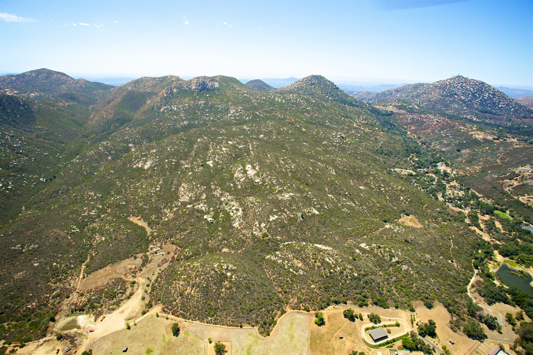 Land for Sale at Iron Mountain Lot 2 Iron Mountain 2 Ramona, California 92065 United States