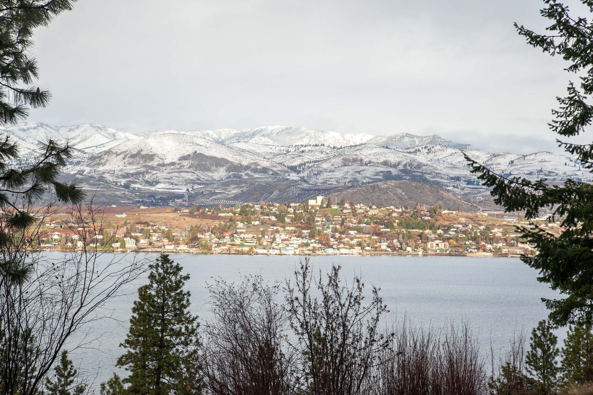 Property For Sale at Chelan Ridge