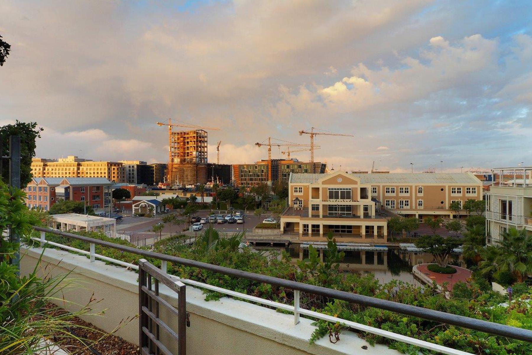 sales property at V&A Waterfront