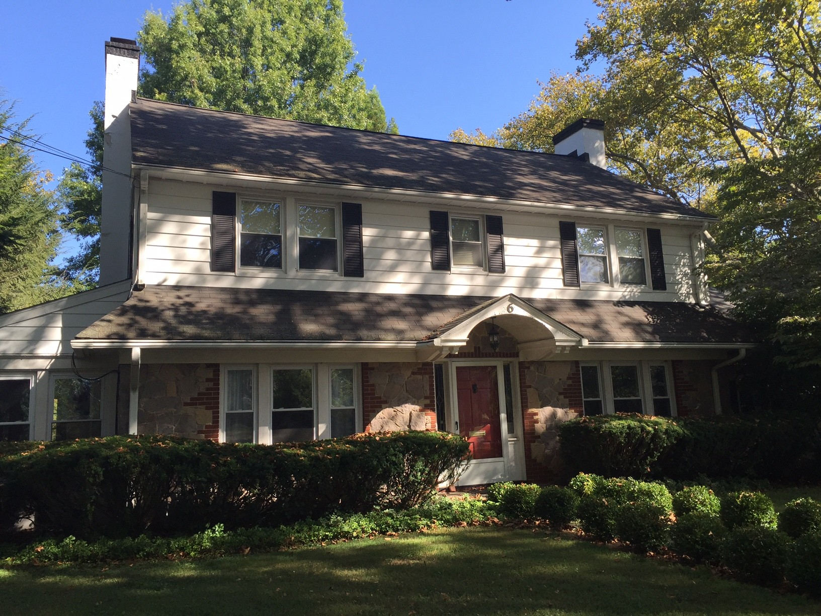 sales property at Grand Center Hall Colonial