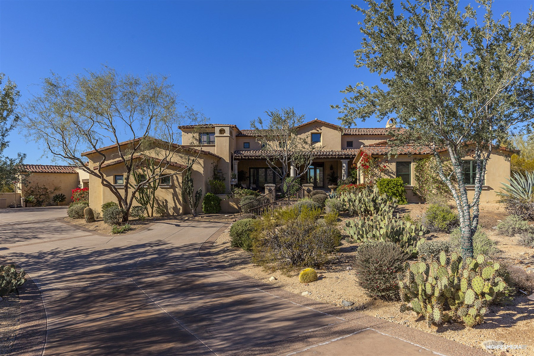 Moradia para Venda às Beautifully appointed and maintained estate 9820 E THOMPSON PEAK PKWY 835 Scottsdale, Arizona 85255 Estados Unidos