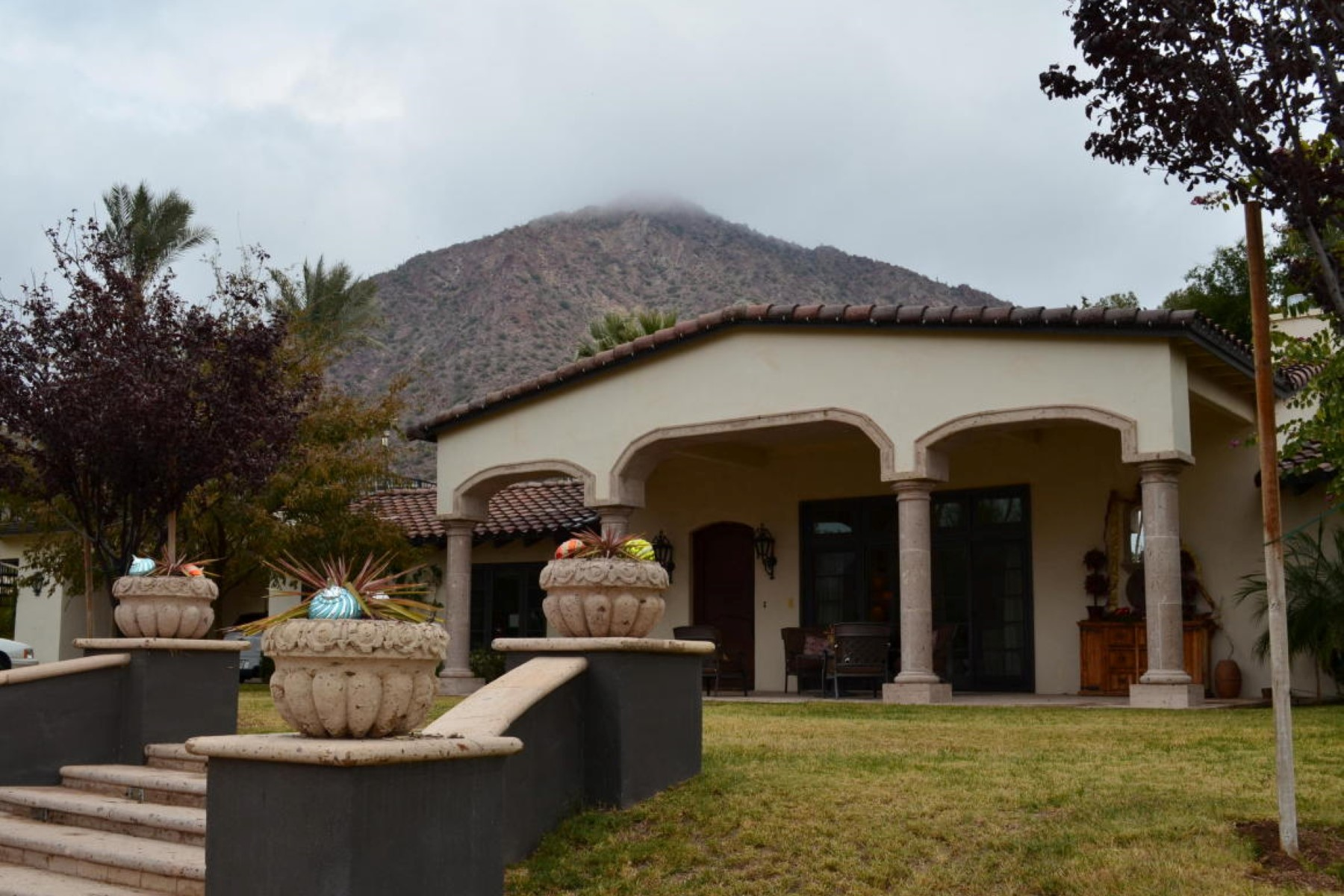 Property For Sale at Beautiful Furnished Home with Camelback Mountain Views