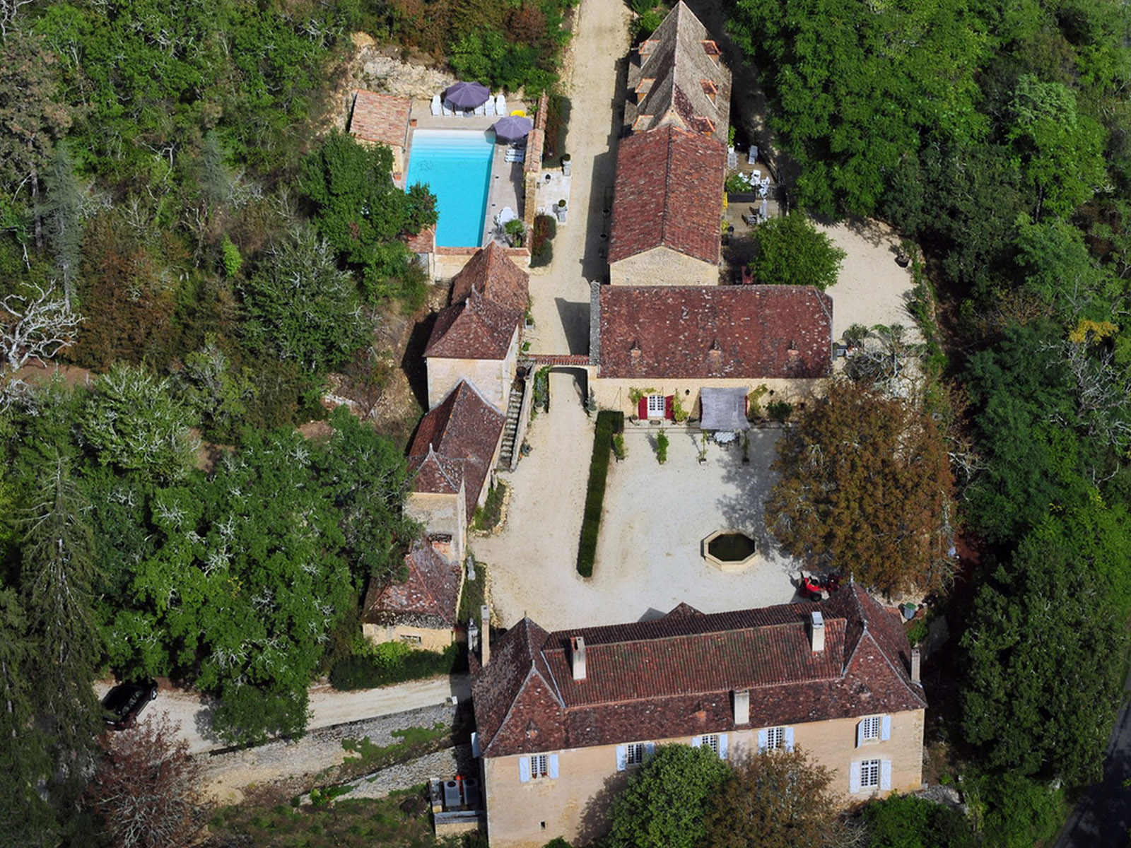 Property Of CHARTREUSE 17th CENTURY IN ITS HAMLET, LE BUGUE