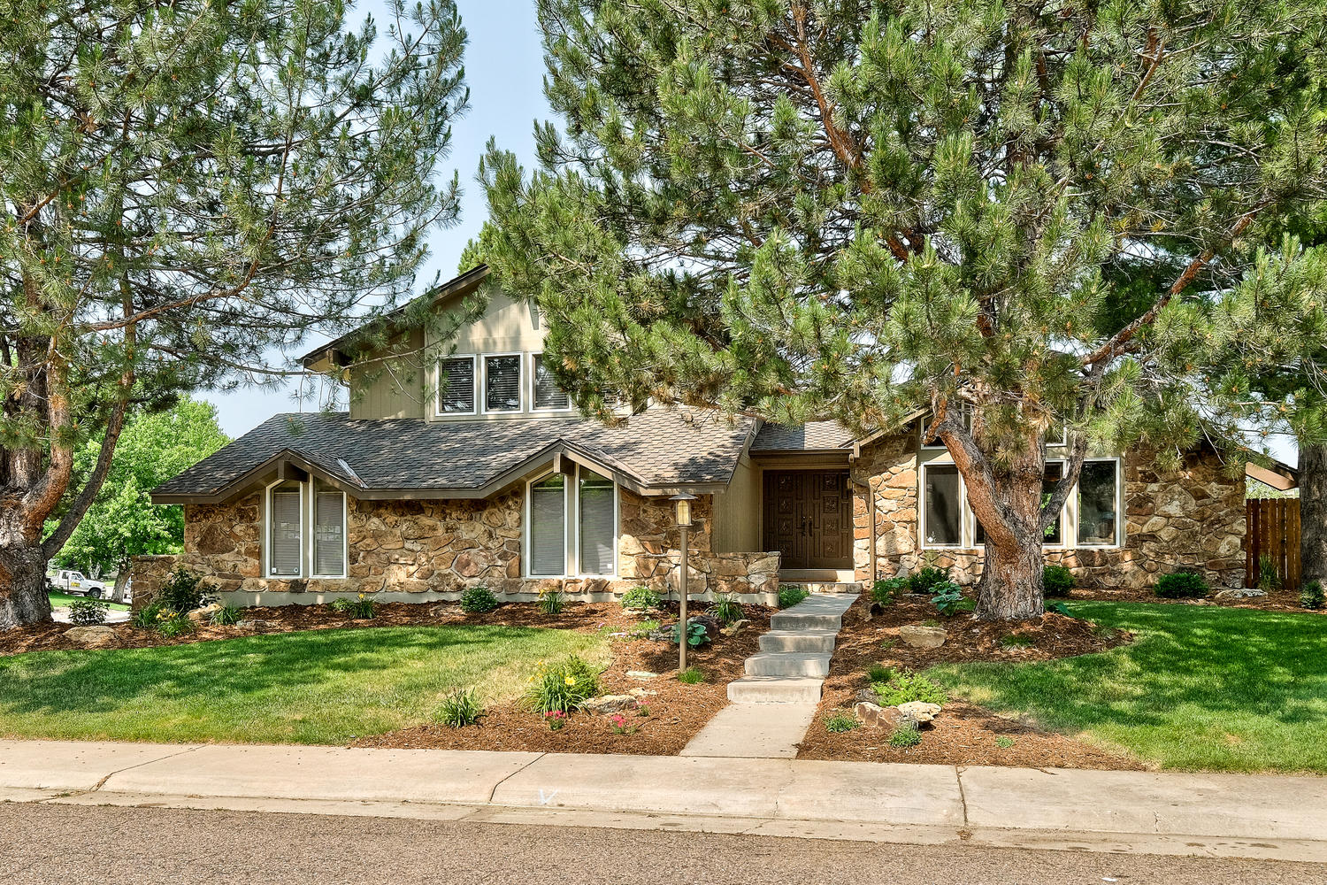 sales property at An ideal floor plan located on a cul de sac
