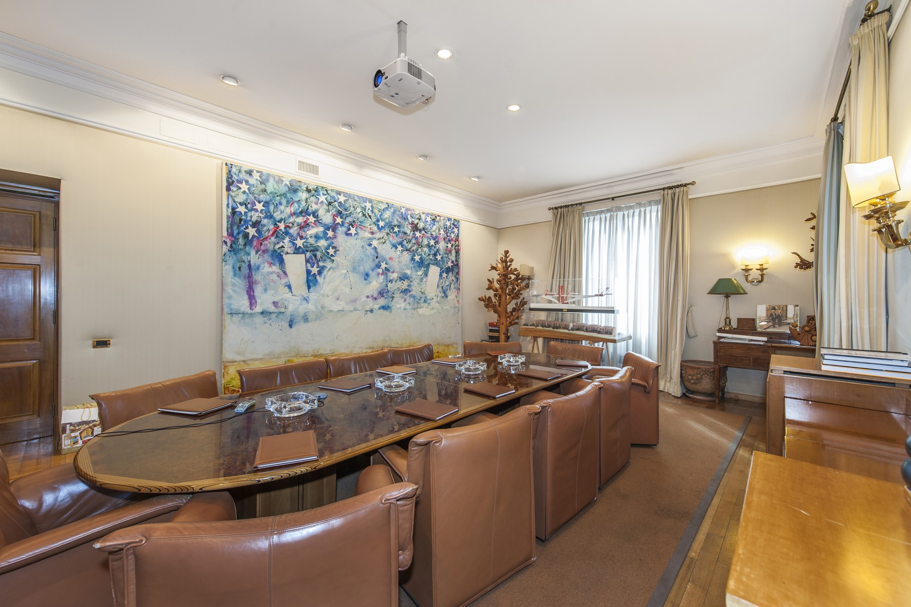 Apartment for Rent at Executive Offices in the Parioli neighbourhood Via Antonio Stoppani Rome, 00197 Italy