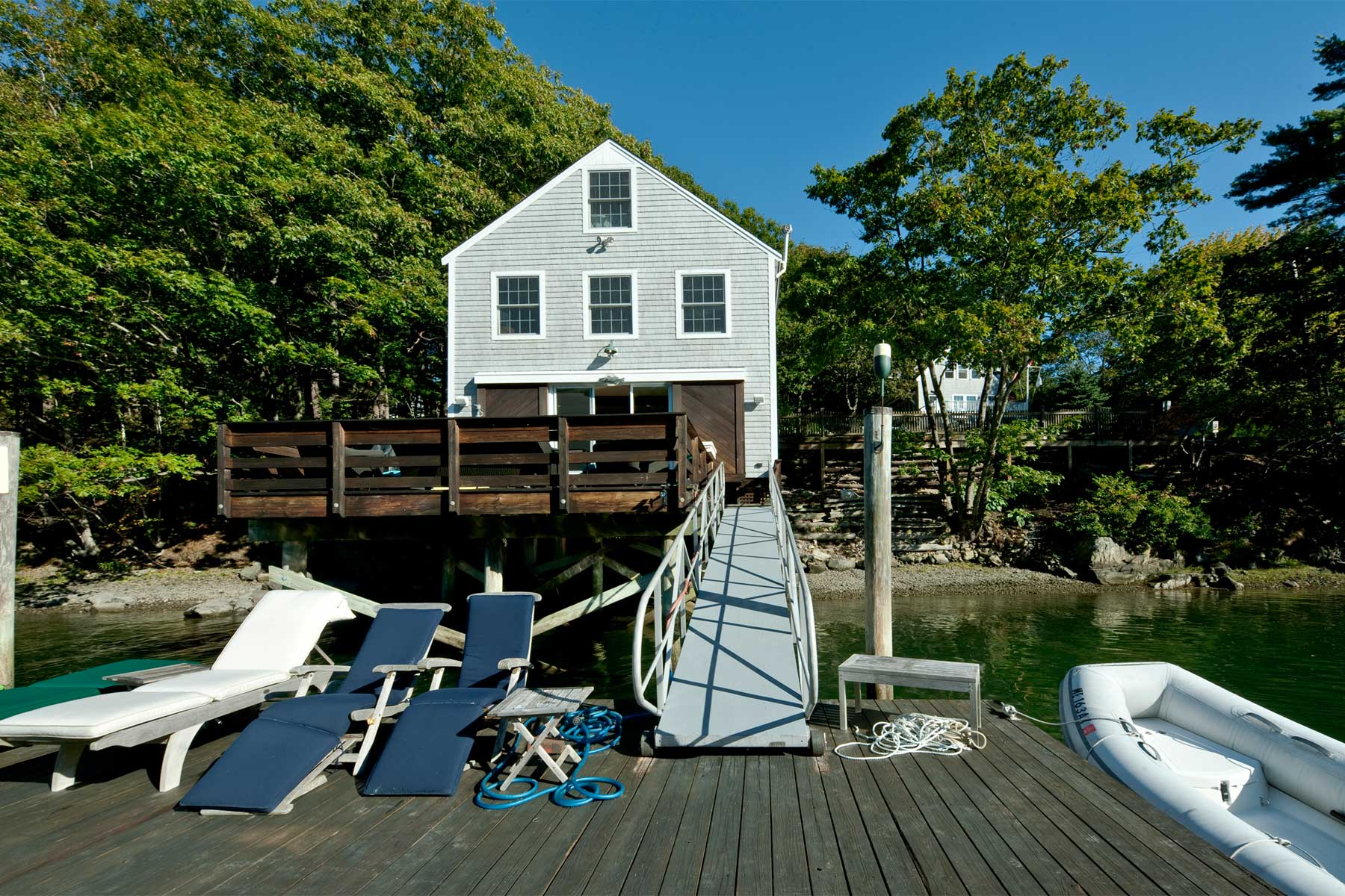 sales property at Custom Cape and Boathouse in Kittery Point