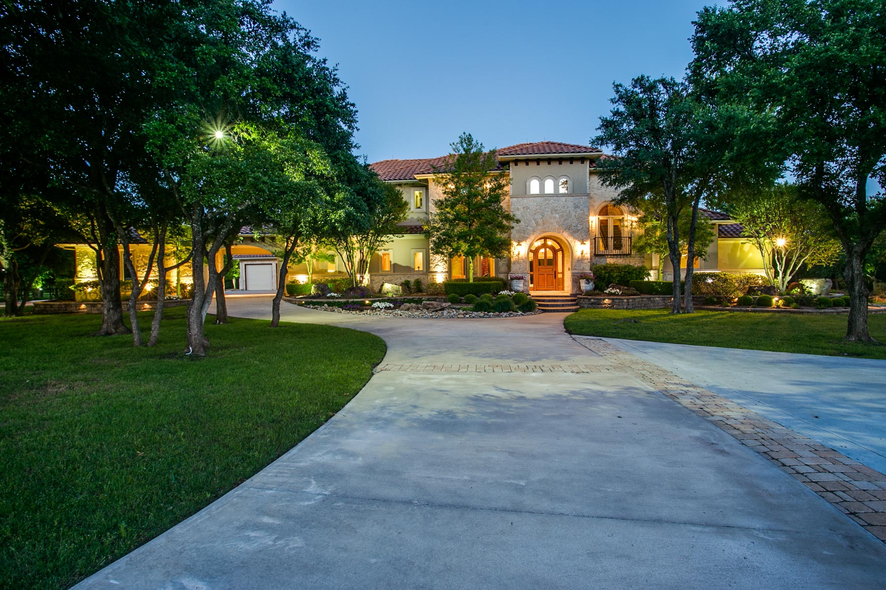 Casa para uma família para Venda às Stone Ridge Acres 4007 S. FM 5 Aledo, Texas, 76008 Estados Unidos