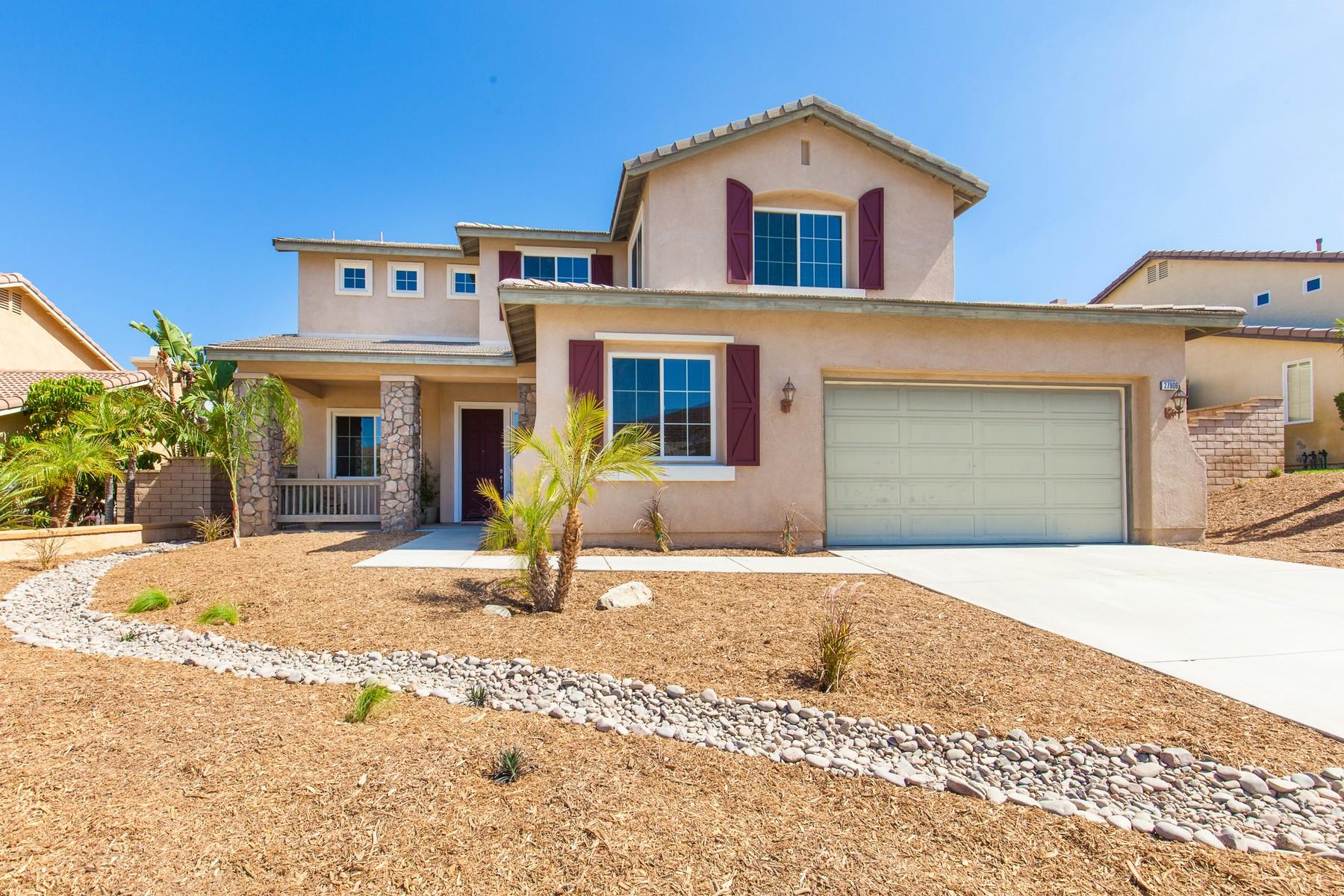 Einfamilienhaus für Verkauf beim 27906 Tate Road Sun City, Kalifornien, 92585 Vereinigte Staaten