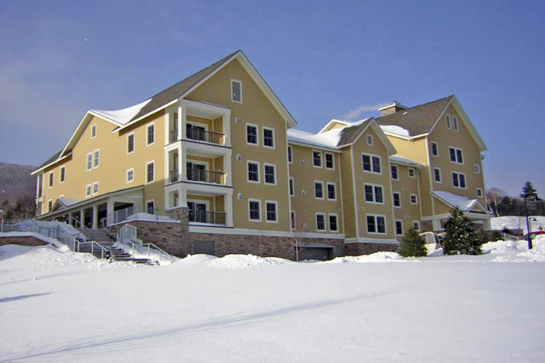 Condominium for Rent at Bixby House at Jacks Okemo Ridge Rd Ludlow, Vermont, 05149 United States