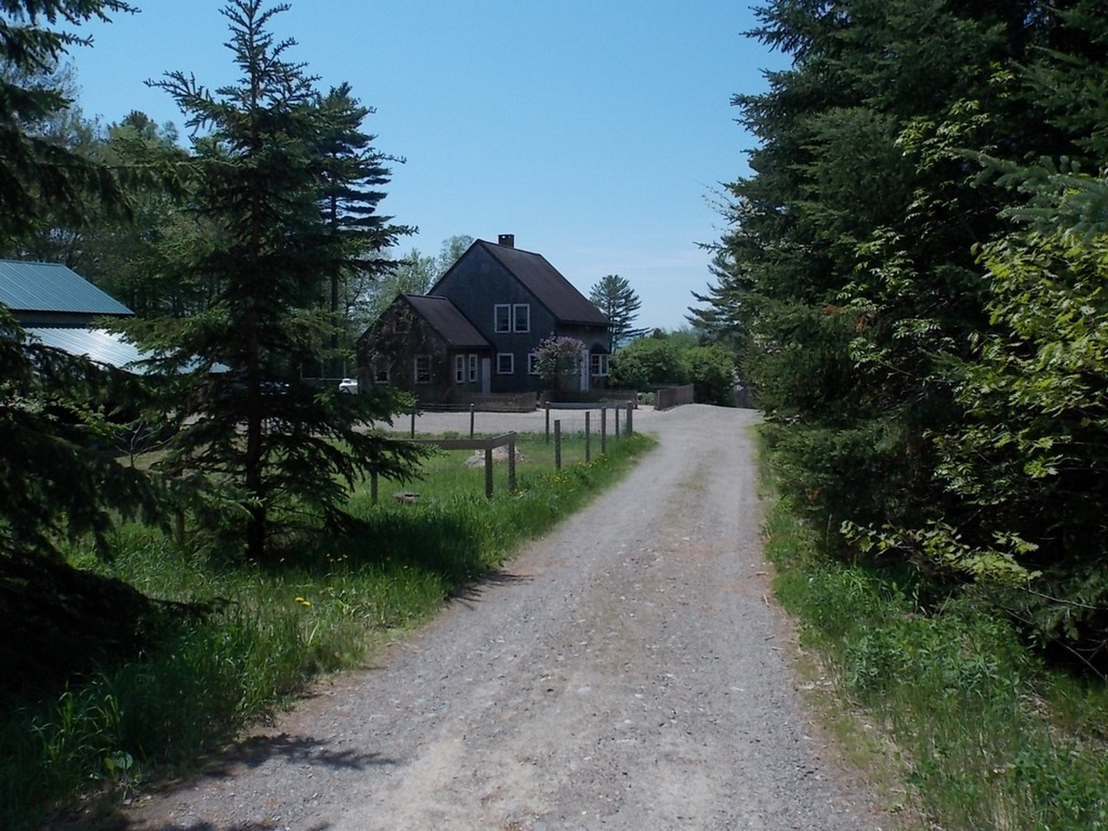 Single Family Home for Sale at North Country Farm 912 Great Pond Rd Great Pond, Maine 04408 United States
