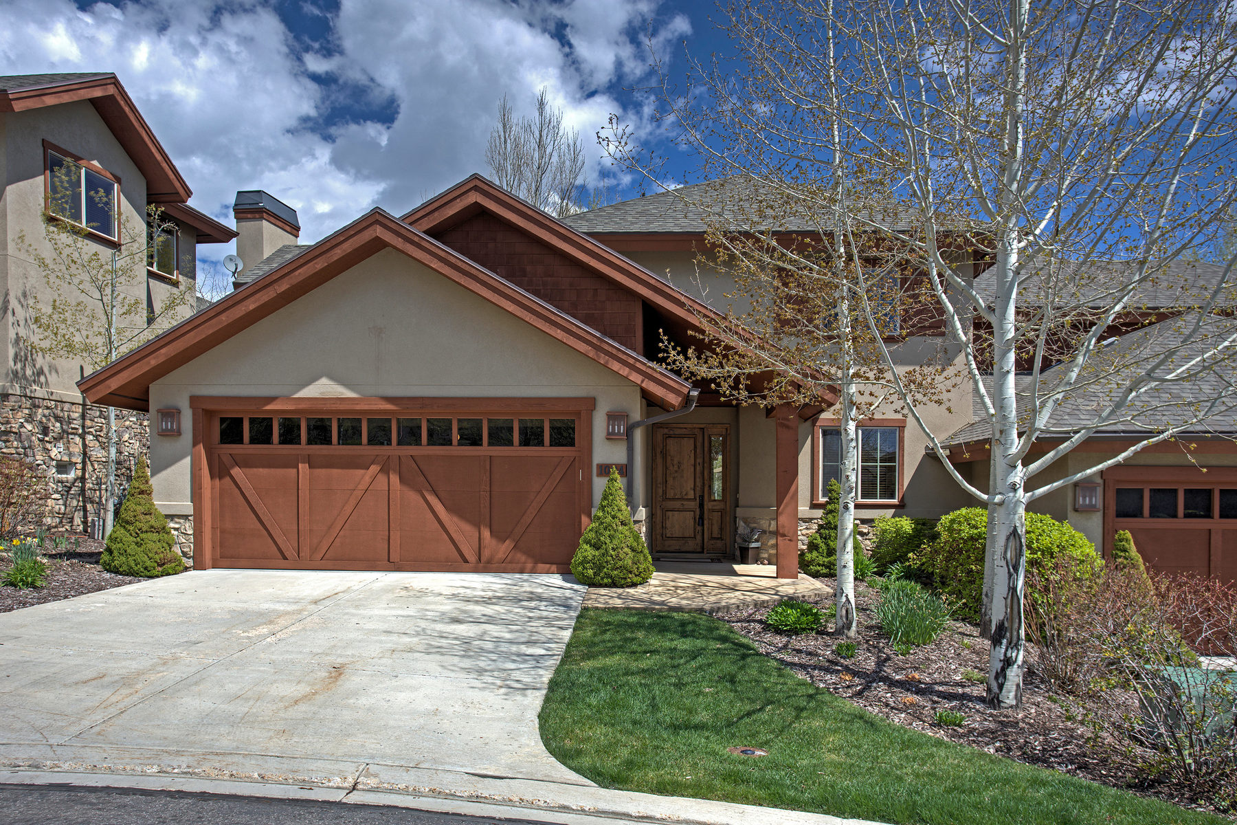 Single Family Home for Sale at Golf Course Leisure Living 1094 N Turnberry Ct Midway, Utah, 84049 United States
