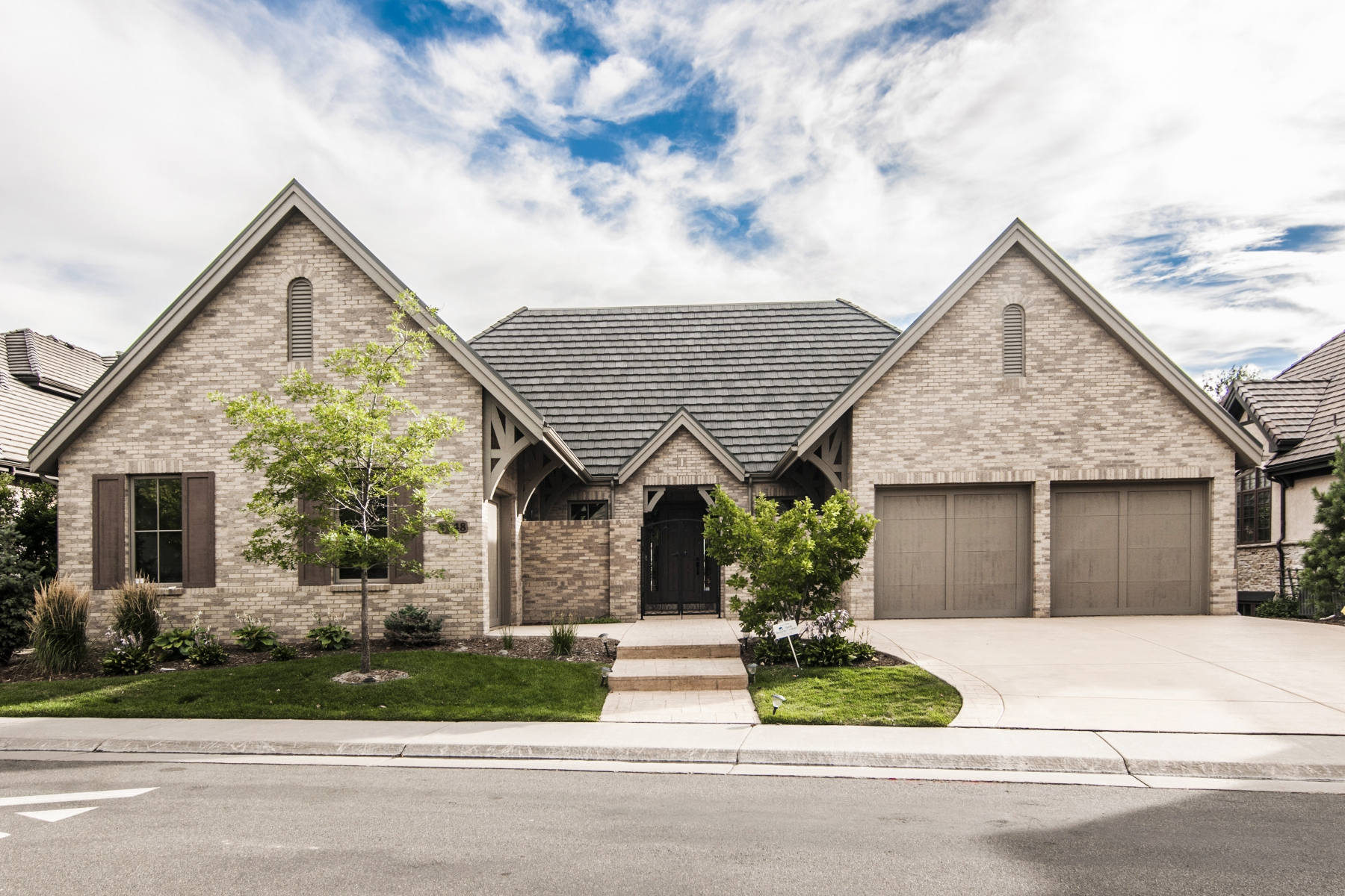 Single Family Home for Sale at Amazing estate located on the fairway of Cherry Creek Country Clun 9248 E Wesley Ave Denver, Colorado 80231 United States