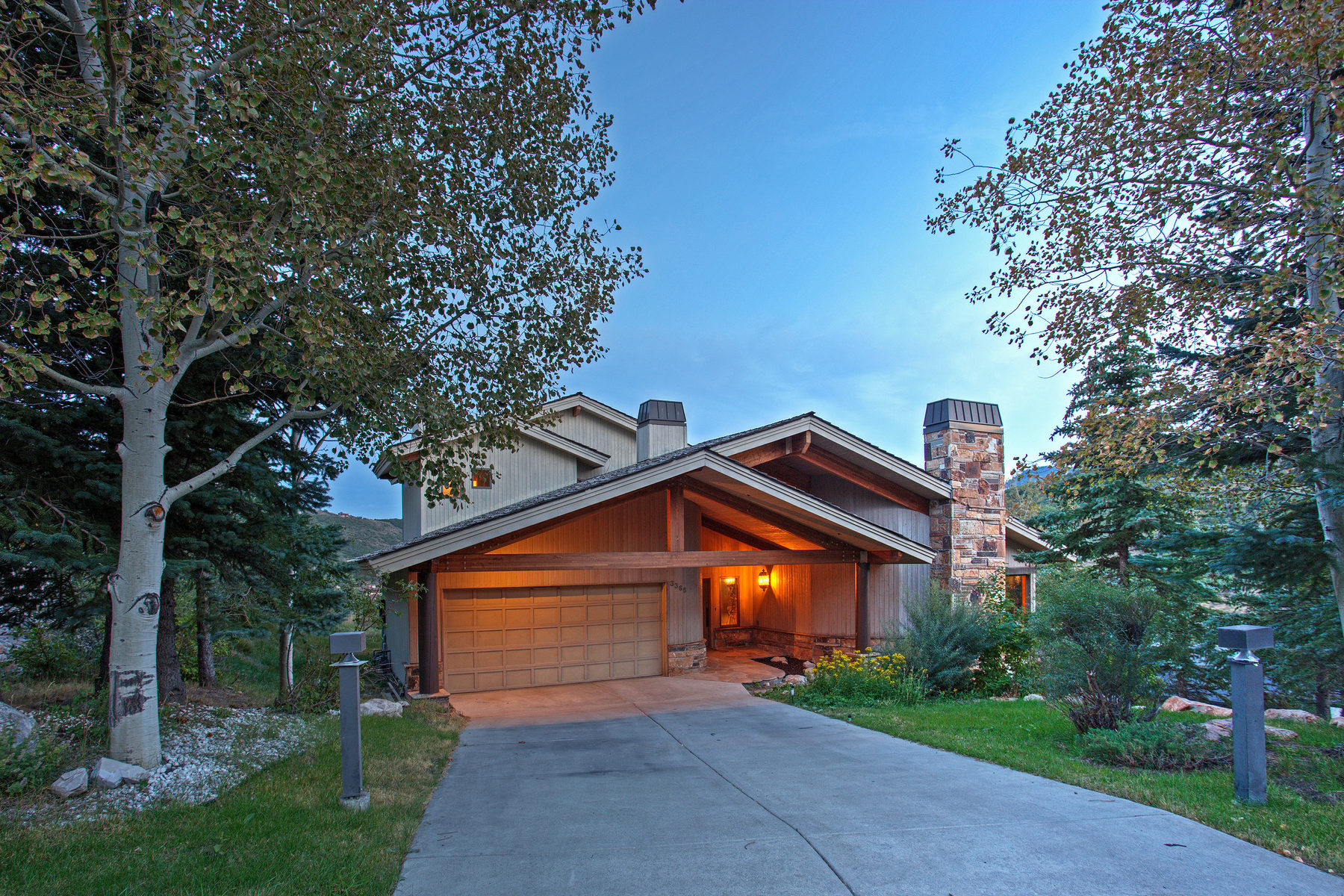 Single Family Home for Sale at Lower Deer Valley 3365 Oak Leaf Ct Park City, Utah, 84060 United States