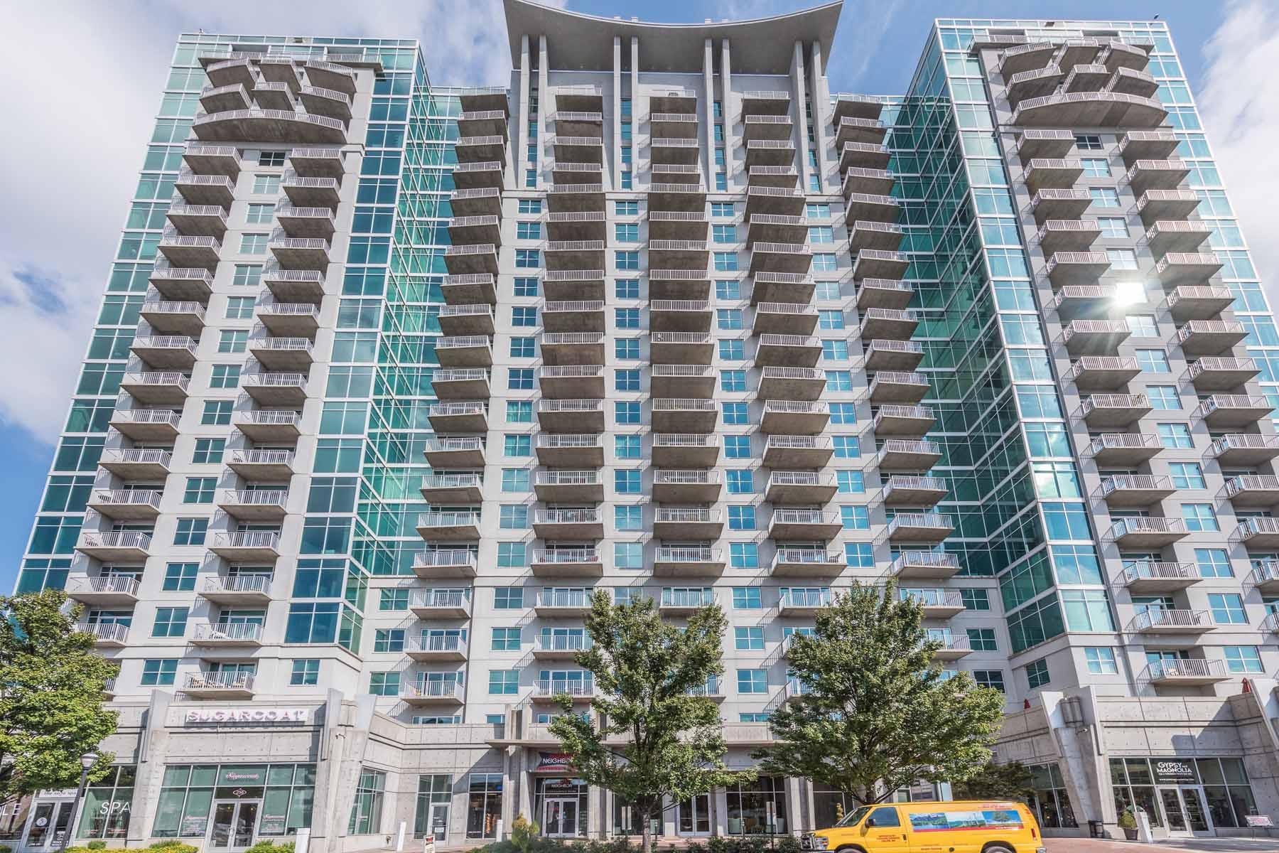 Eigentumswohnung für Verkauf beim High-Rise Living at its Finest 250 Pharr Road No. 1317 Atlanta, Georgia, 30305 Vereinigte Staaten