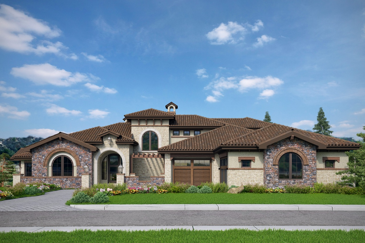 Single Family Home for Sale at Fabulous custom residence to be built by Sterling Custom Homes 7352 Dante Dr Littleton, Colorado 80125 United States
