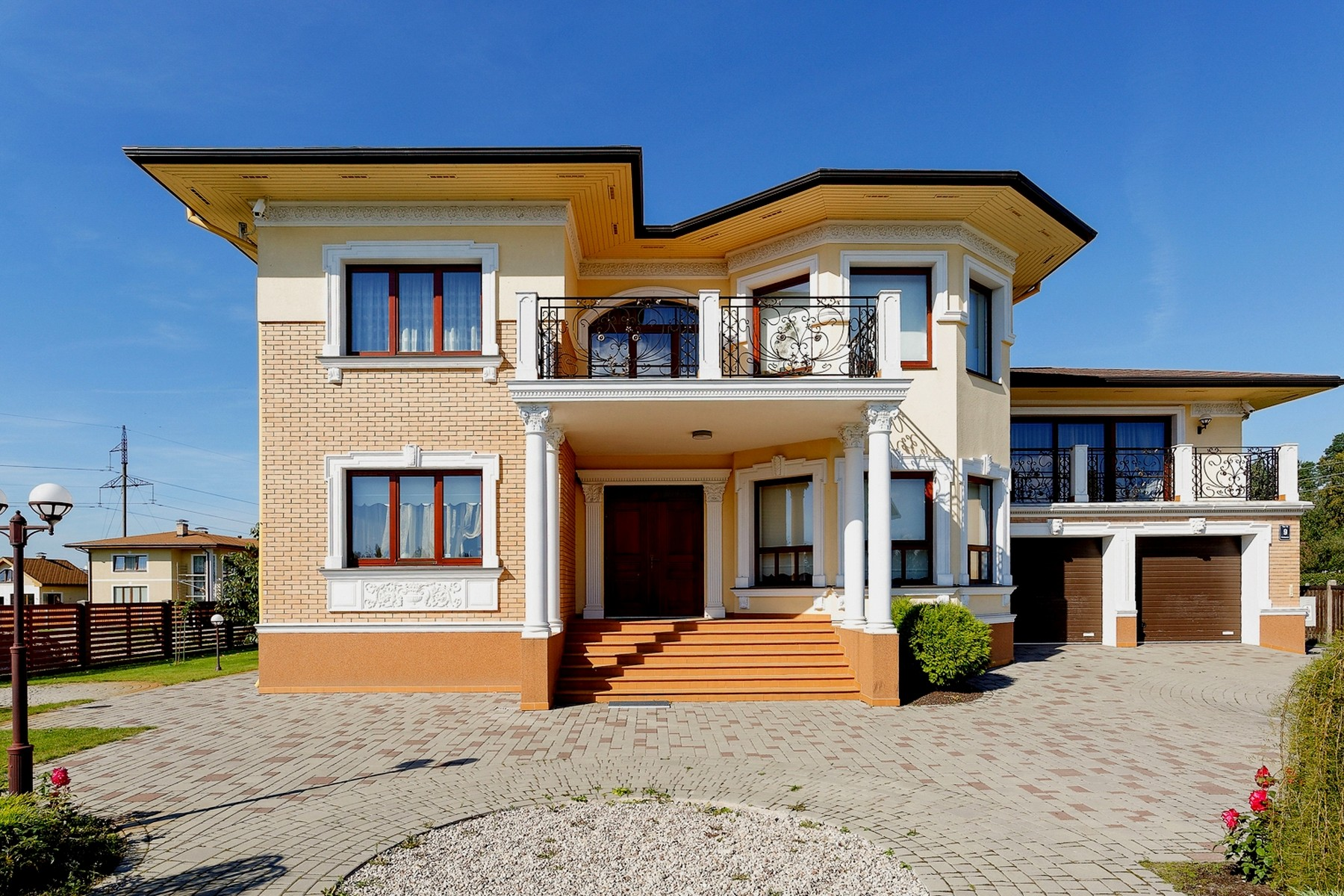 sales property at Beautiful and nice private house in Riga, Latvia