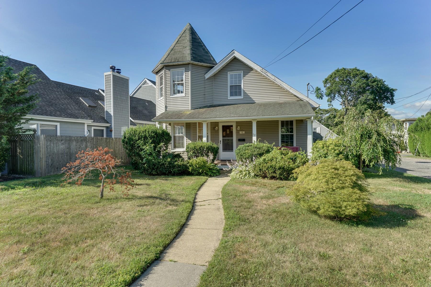Maison multifamiliale pour l Vente à Two Family House 67-67 12 Sea Girt Ave Manasquan, New Jersey, 08736 États-Unis