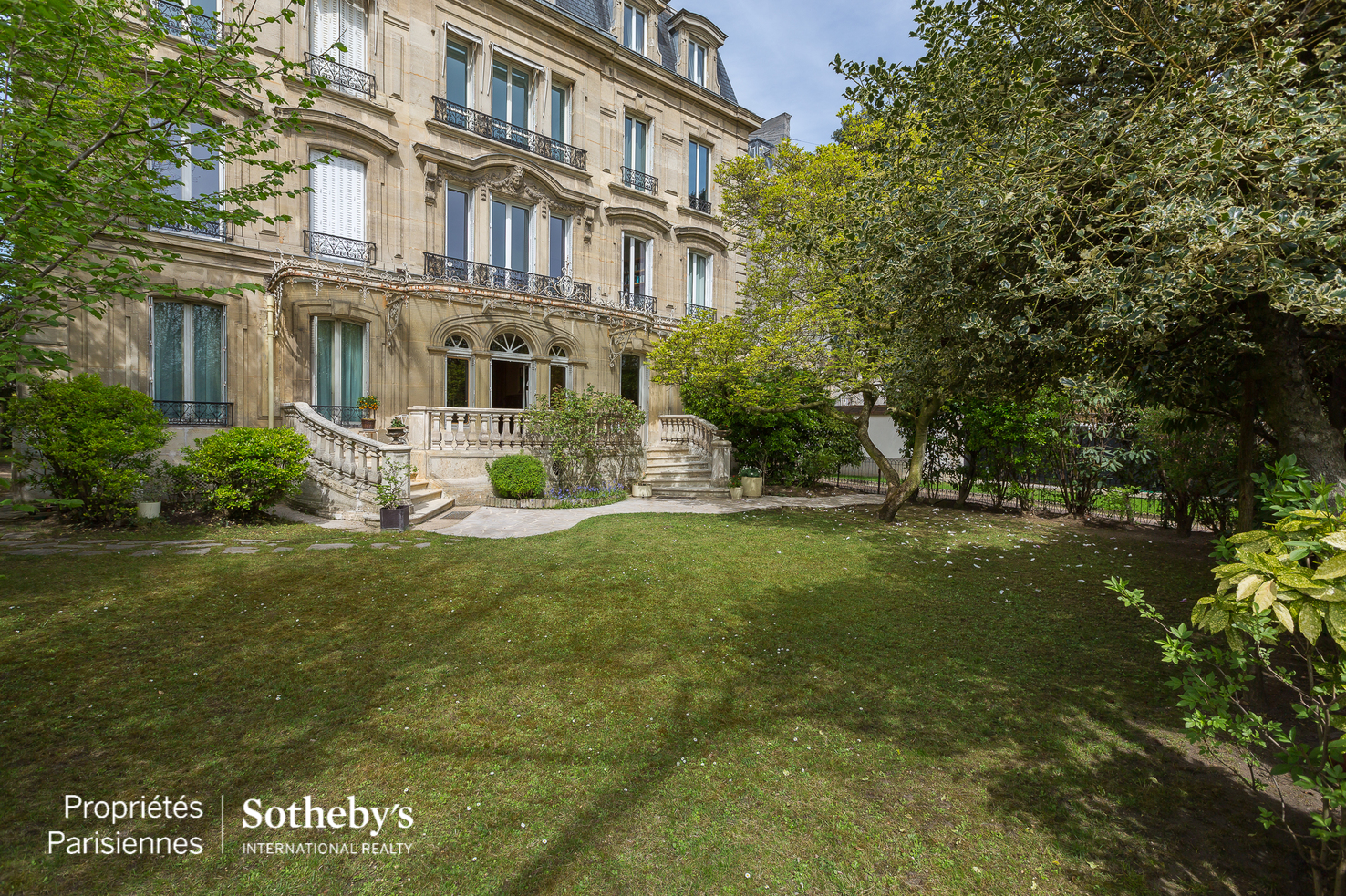 Apartment for Sale at Exceptional mansion with garden avenue Daumesnil Other France, Other Areas In France 94160 France
