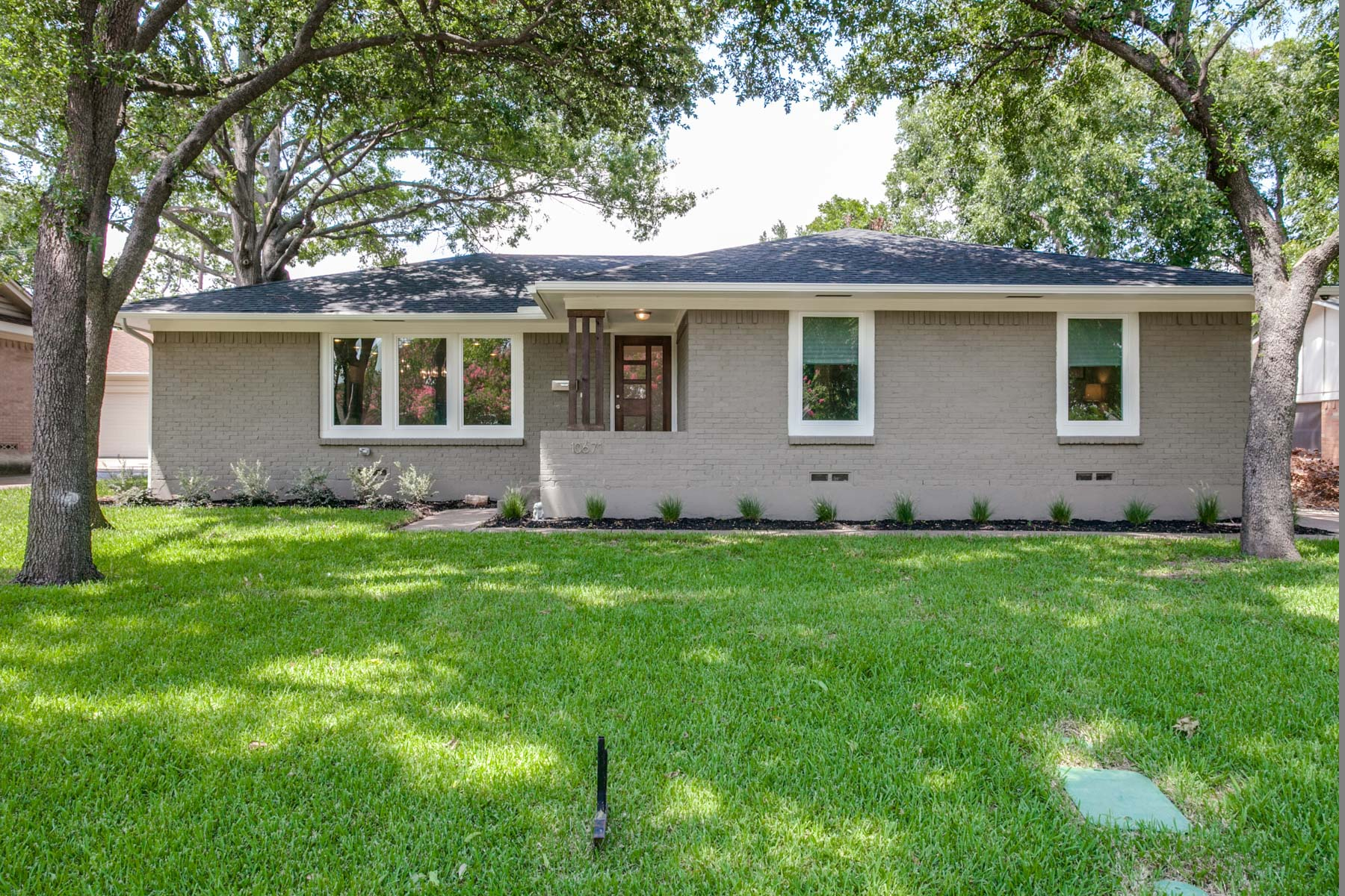 "Single Family Home for Sale at Amazing Remodel in ""L"" Streets 10671 Le Mans Drive Dallas, Texas, 75238 United States"
