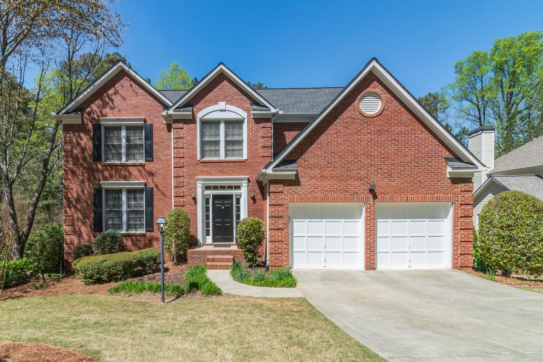 獨棟家庭住宅 為 出售 在 Stunning Windward Home 1815 Oak Tree Hollow Alpharetta, 喬治亞州, 30004 美國
