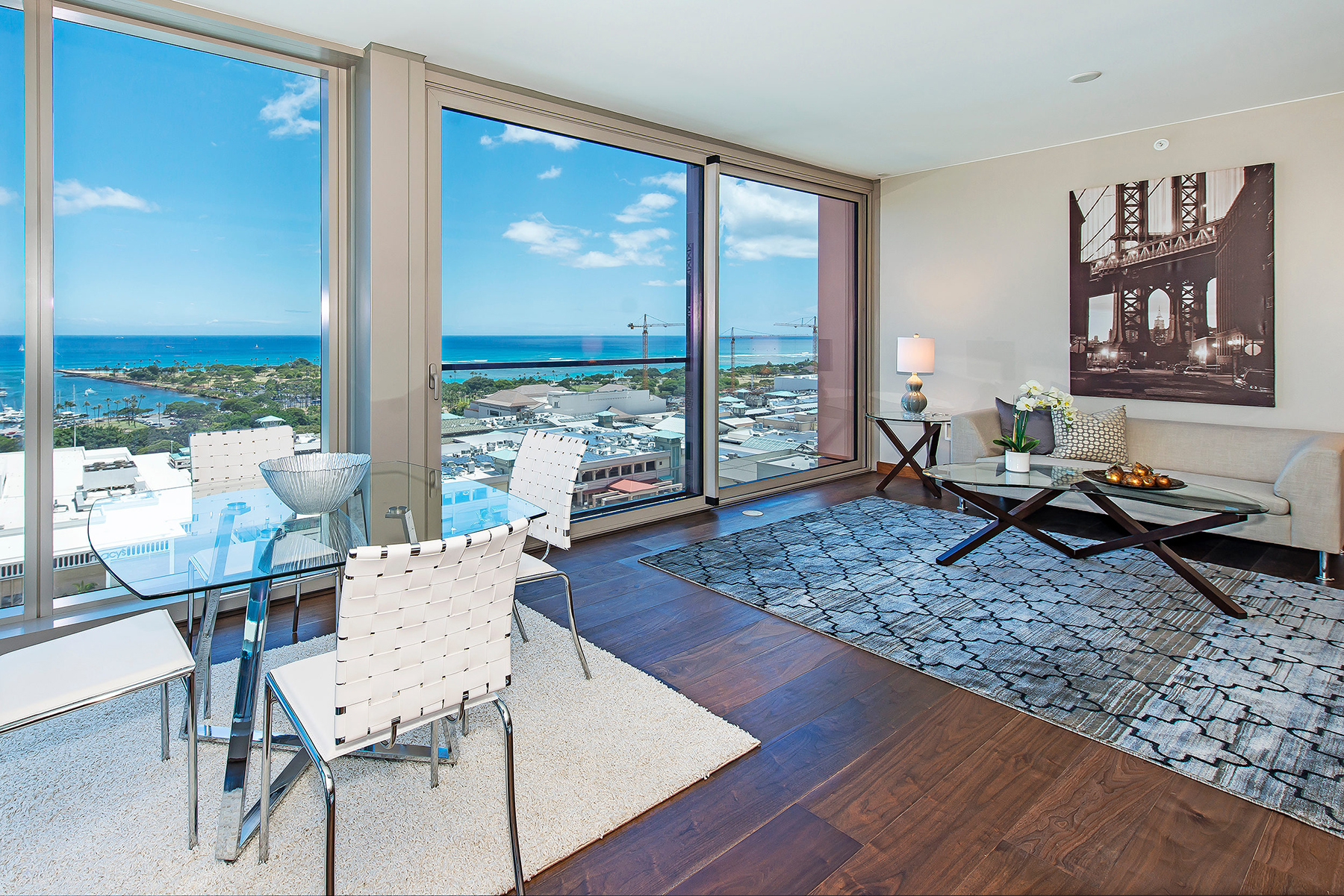 Property For Sale at Highrise by the Sea at ONE Ala Moana