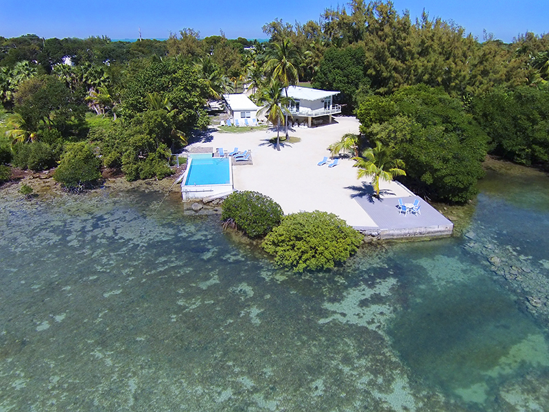 Property For Sale at Oceanfront Estate with Guest Cottage