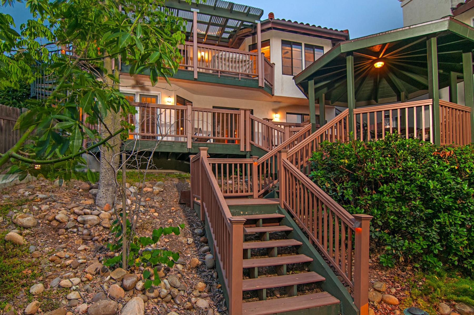 Maison unifamiliale pour l Vente à 5534 Lesa Road La Mesa, Californie, 91942 États-Unis