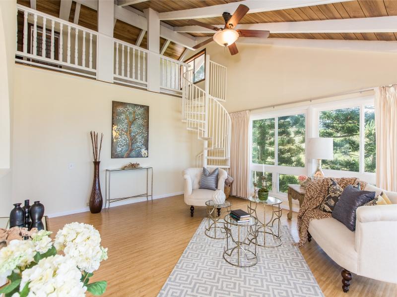 Single Family Home for Sale at Tranquil Mariners Ridge 1029 Kalahu Place Honolulu, Hawaii 96825 United States