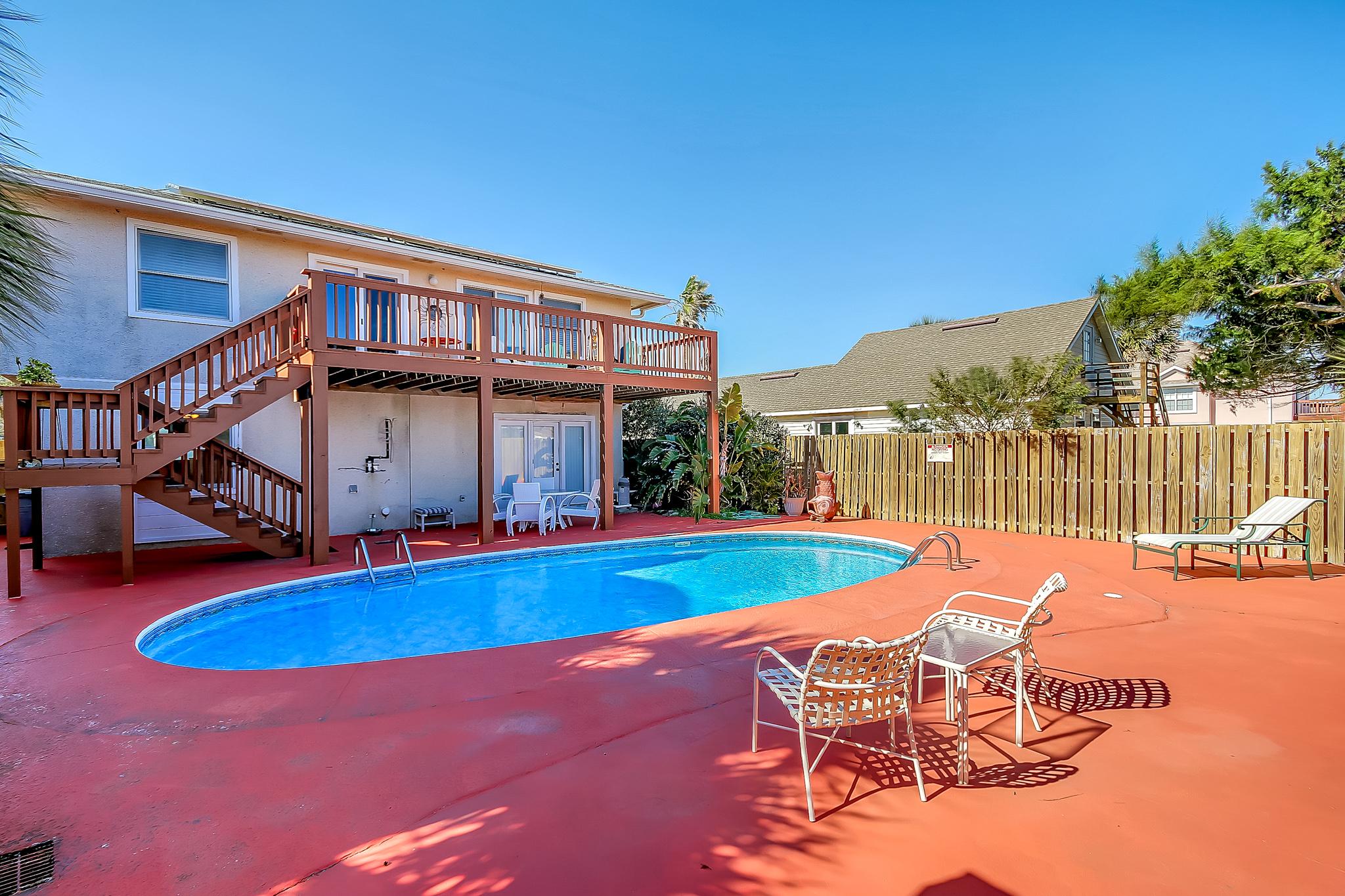 Doppelhaus für Verkauf beim 536 Tarpon 536 Tarpon avenue Fernandina Beach, Florida, 32034 Vereinigte Staaten