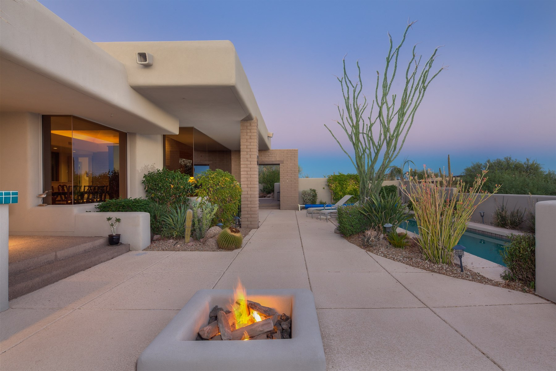 "sales property at Delightful ""Lock and Leave"" villa in Desert Mountain's village of Desert Horizon"