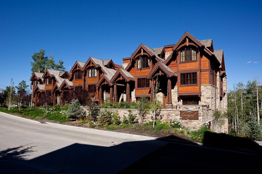 Single Family Home for Sale at Courcheval 581 Mountain Village Boulevard Unit E Telluride, Colorado 81435 United States